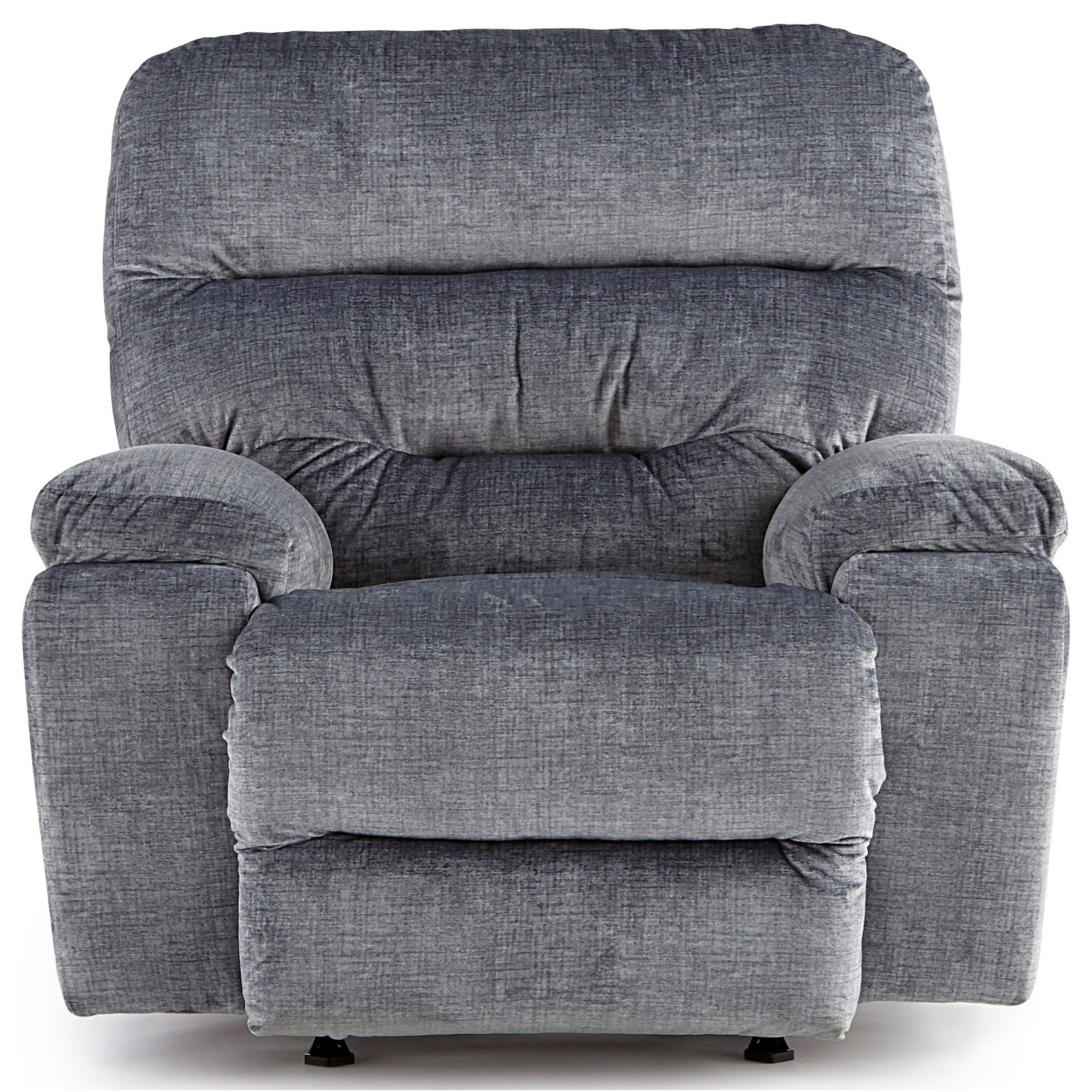 Ryson Power Headrest Swivel Glider Recliner by Best Home Furnishings at Baer's Furniture