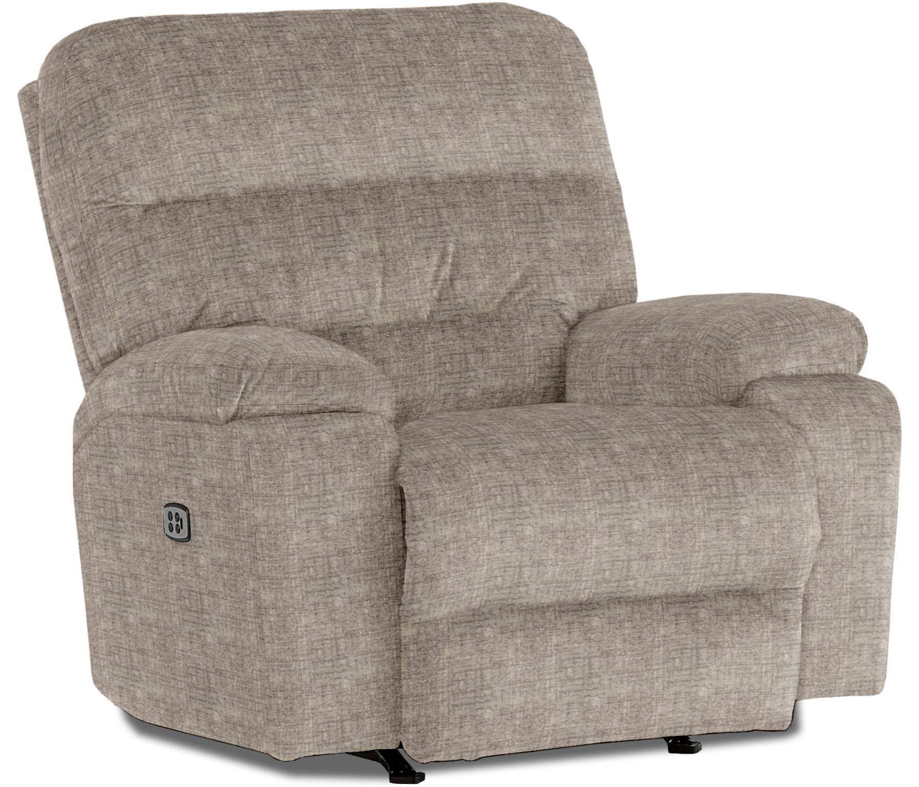 Milo Power Headrest Wallsaver Recliner by Best Home Furnishings at Crowley Furniture & Mattress