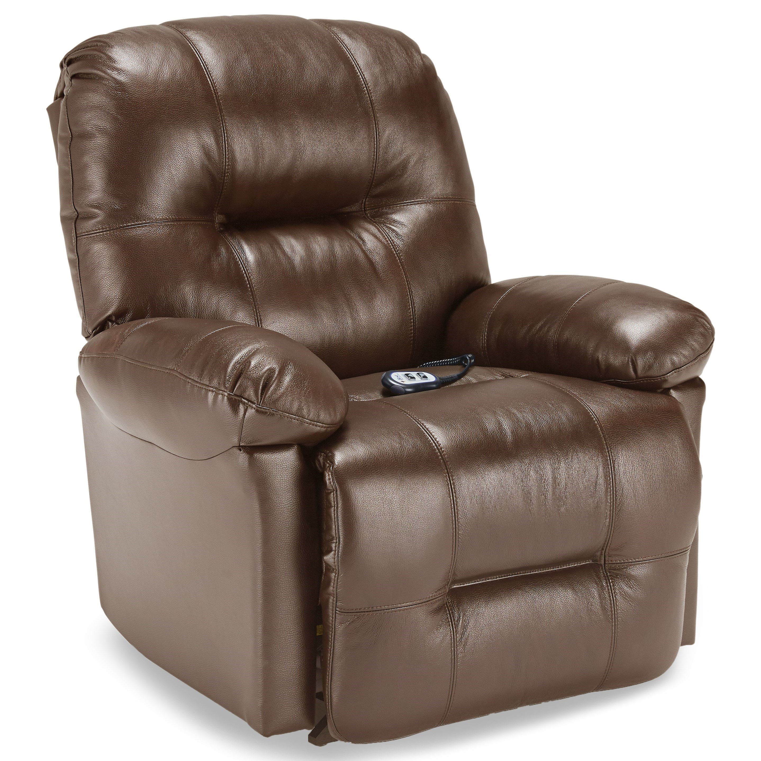S501 Zaynah Power Swivel Glider Recliner by Best Home Furnishings at EFO Furniture Outlet