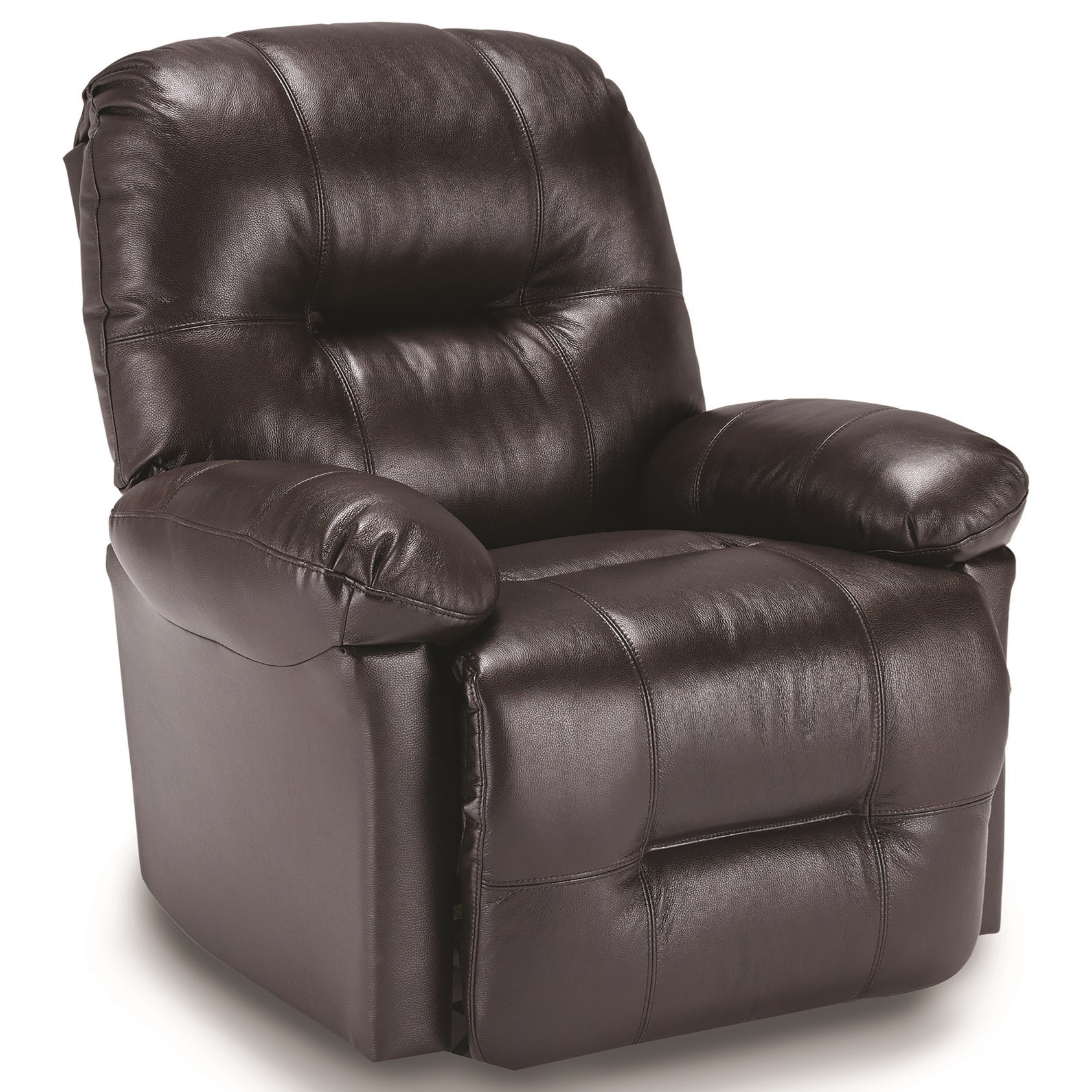 S501 Zaynah Wallhugger Recliner by Best Home Furnishings at Baer's Furniture