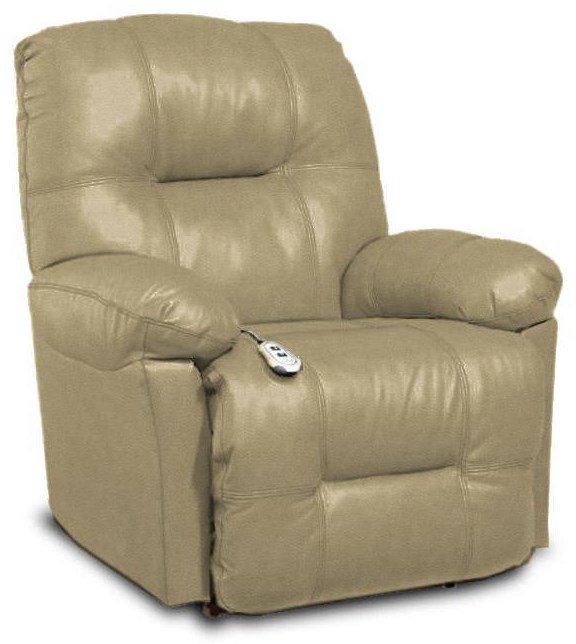 Dozier Rocking Recliner by Best Home Furnishings at Crowley Furniture & Mattress
