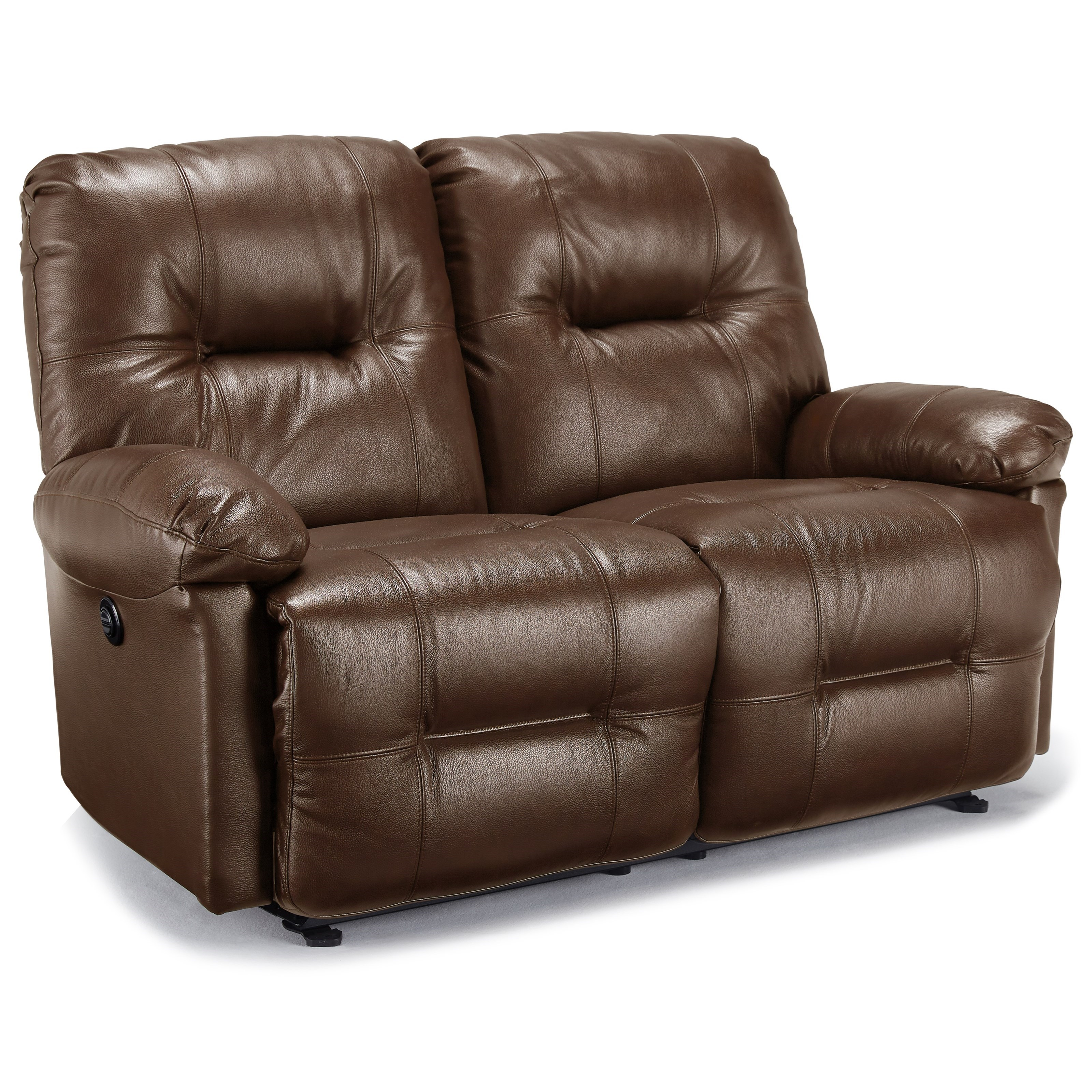 S501 Zaynah Reclining Loveseat by Best Home Furnishings at Best Home Furnishings