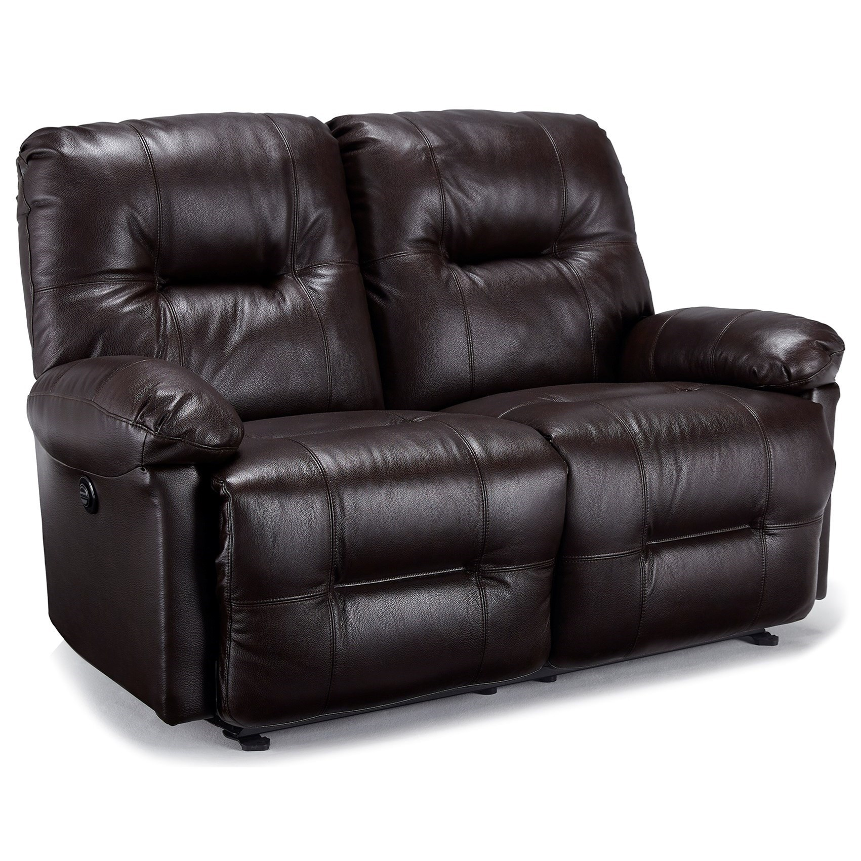 S501 Zaynah Reclining Loveseat by Best Home Furnishings at Baer's Furniture