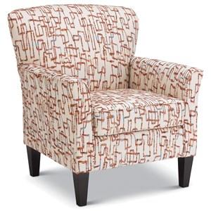Contemporary Club Chair