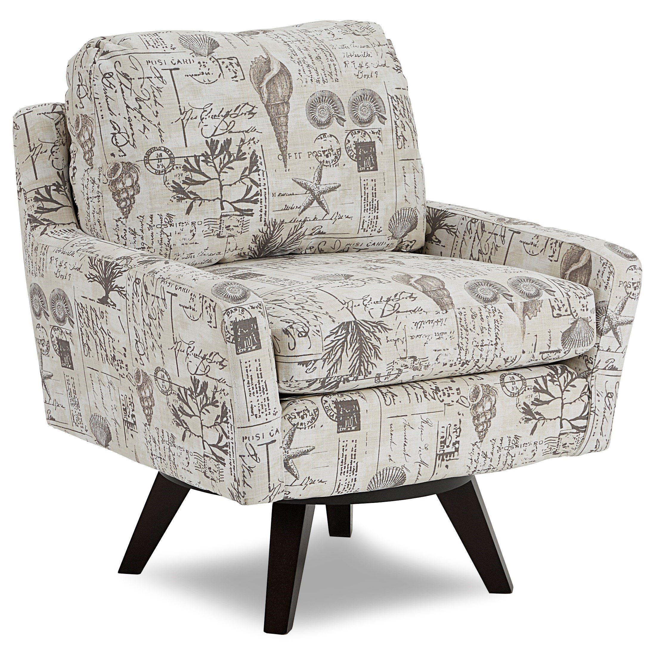 Seymour Swivel Chair by Best Home Furnishings at Baer's Furniture