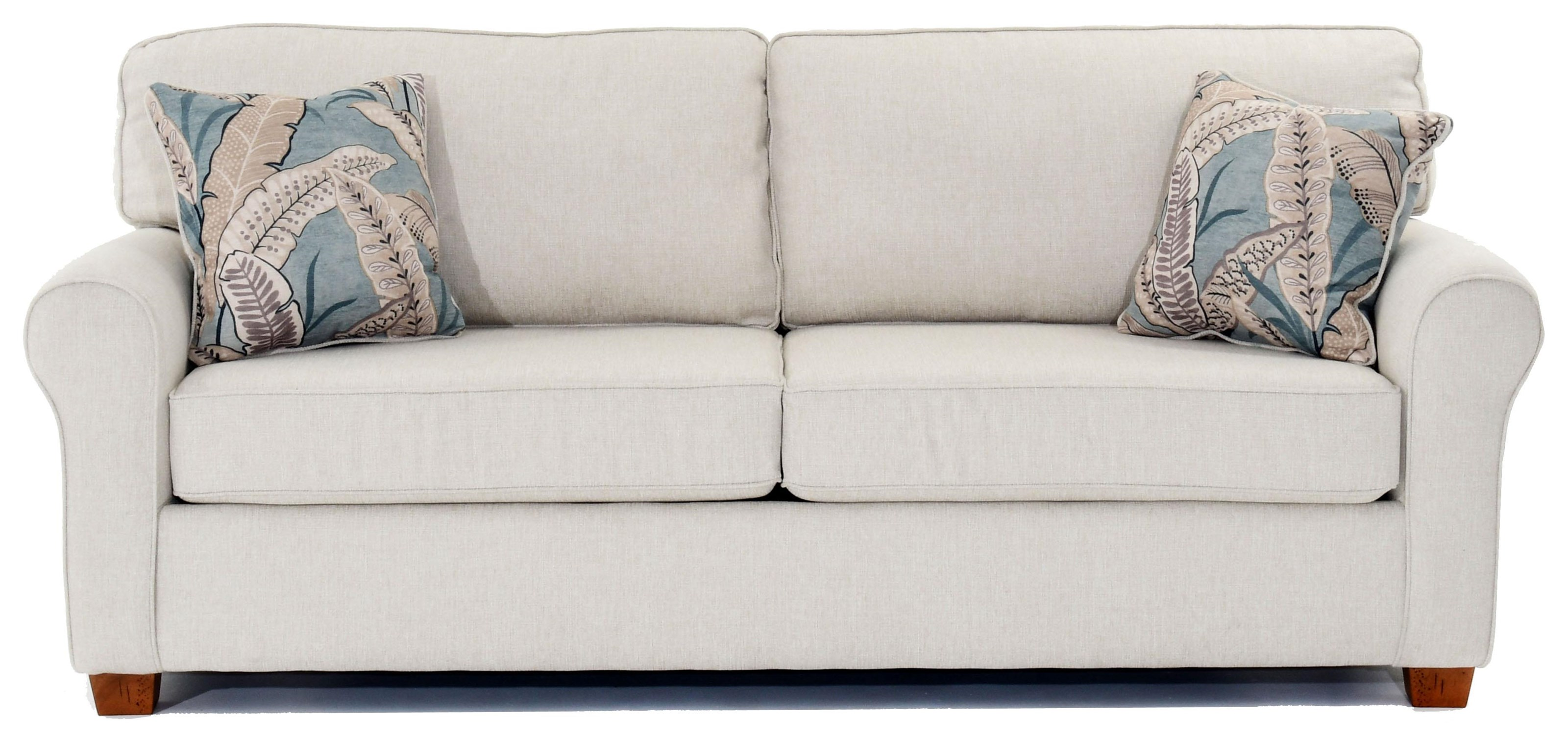 Shannon Queen Sofa Sleeper w/ Air Dream Mattress by Best Home Furnishings at Baer's Furniture