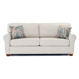 Queen Sofa Sleeper with Air Dream Mattress