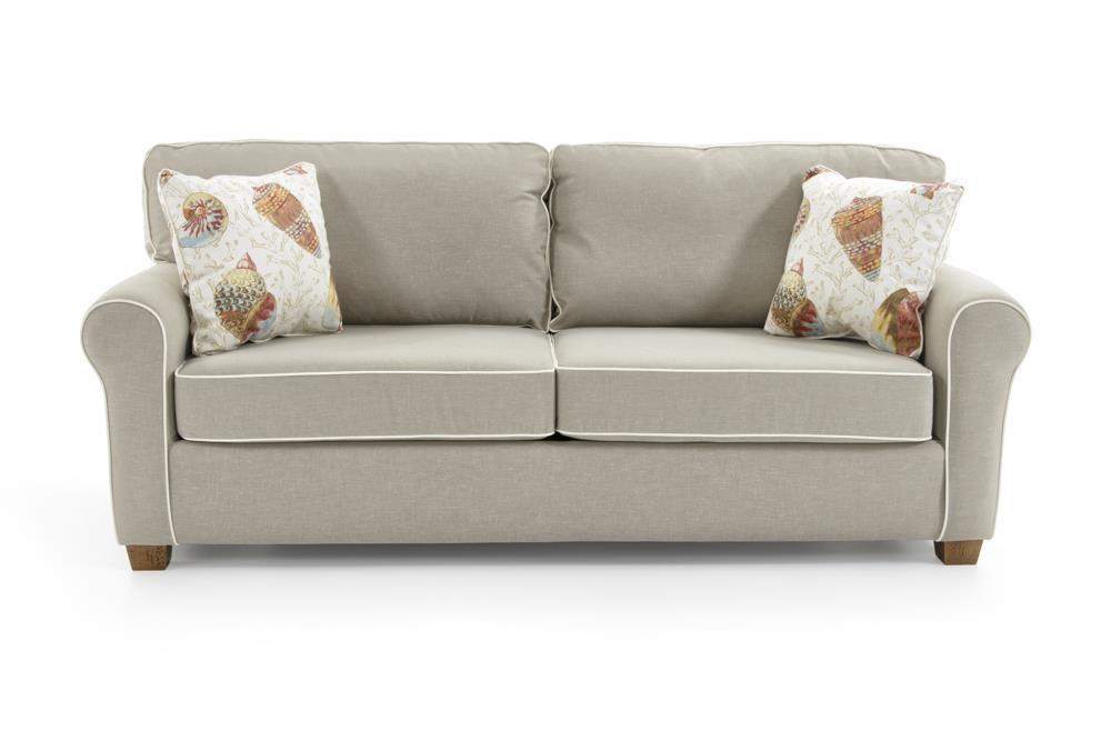 Shannon Queen Sofa Sleeper w/ Air Dream Mattress by Best Home Furnishings at Baer's Furniture