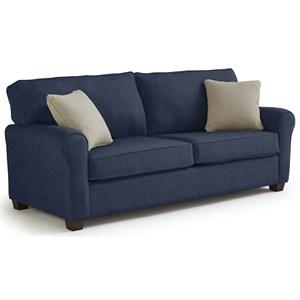 Best Home Furnishings Shannon Queen Sofa Sleeper