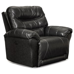 Space Saver Recliner with Extra Wide Seat