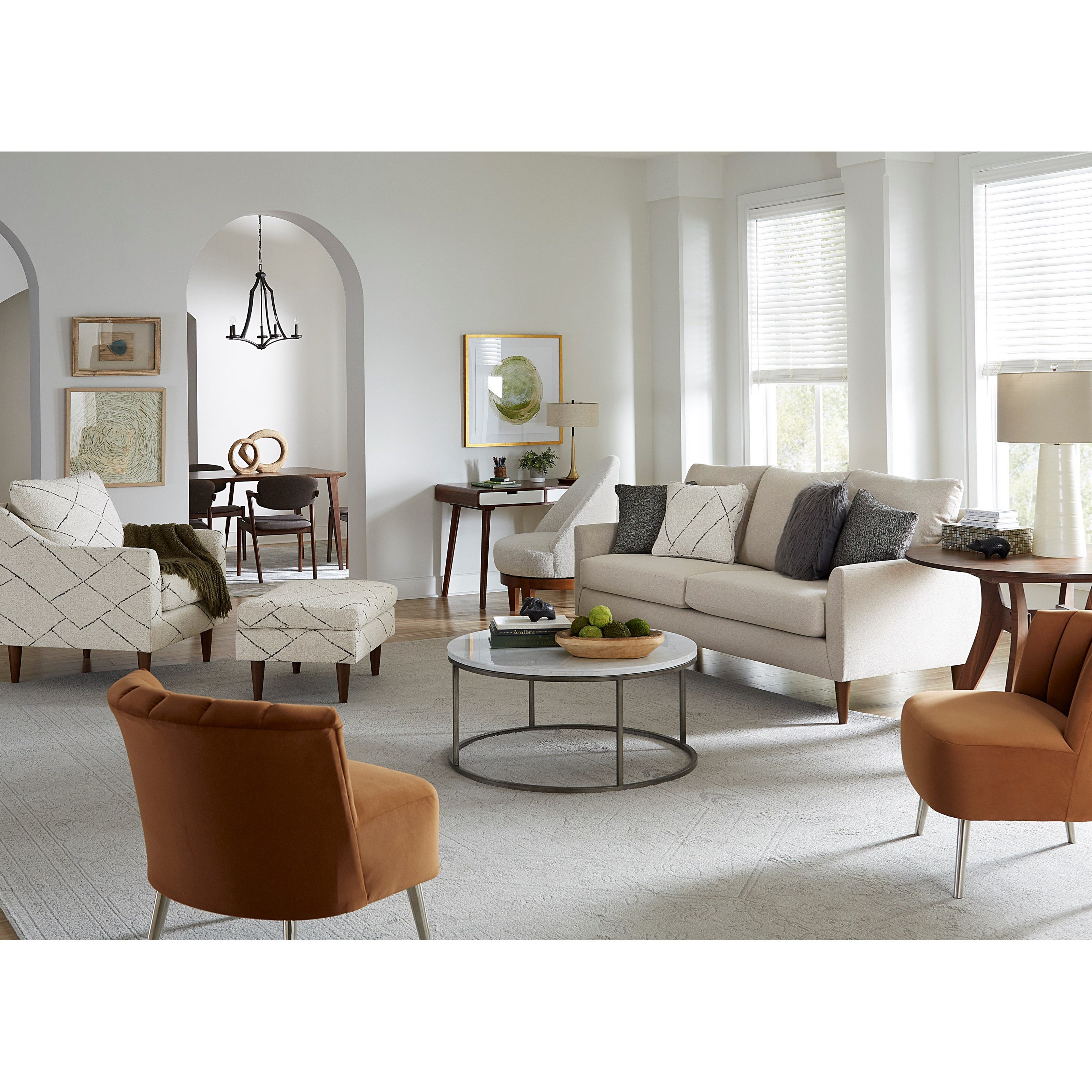 Smitten Stationary Living Room Group by Best Home Furnishings at Bullard Furniture