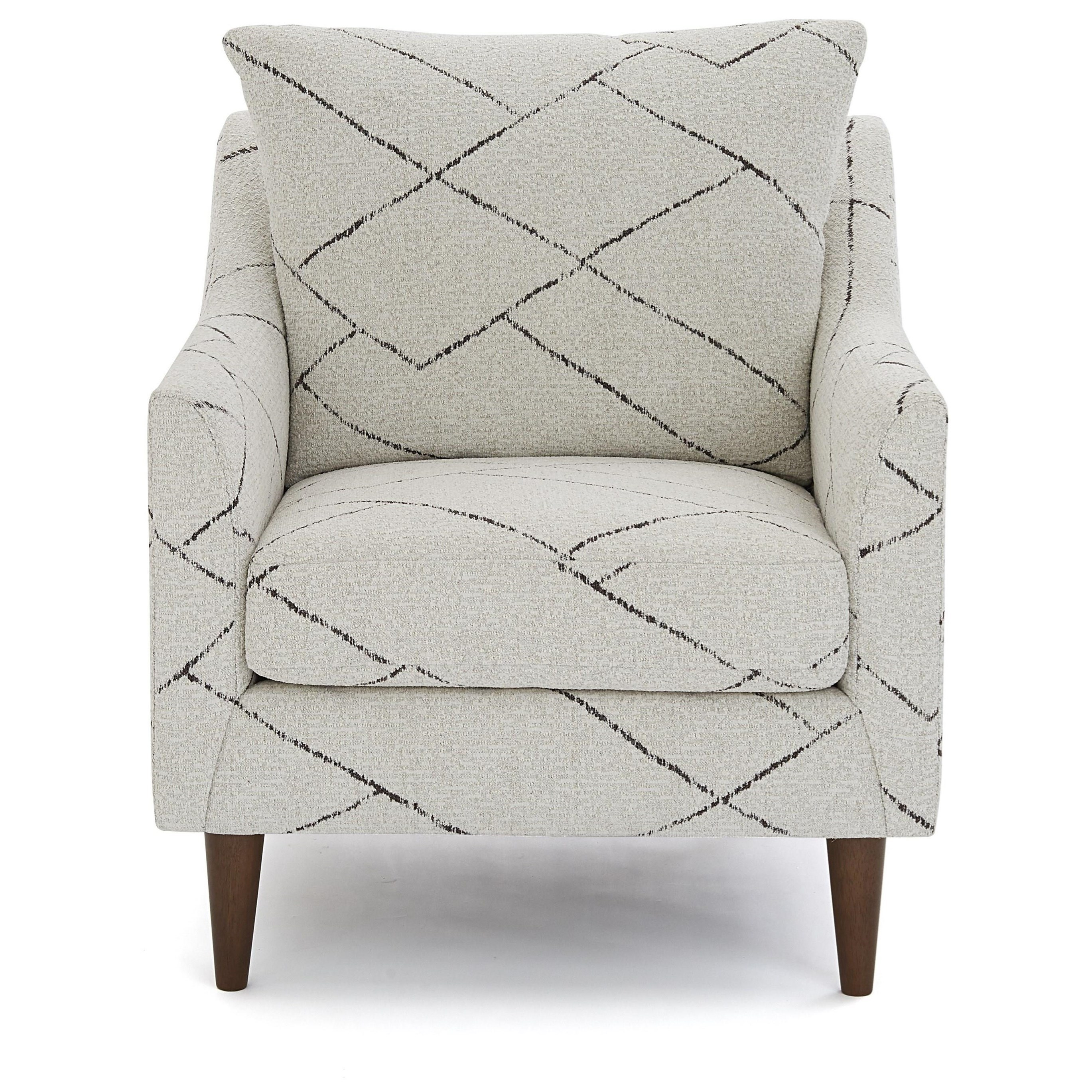 Smitten Chair by Best Home Furnishings at Rife's Home Furniture