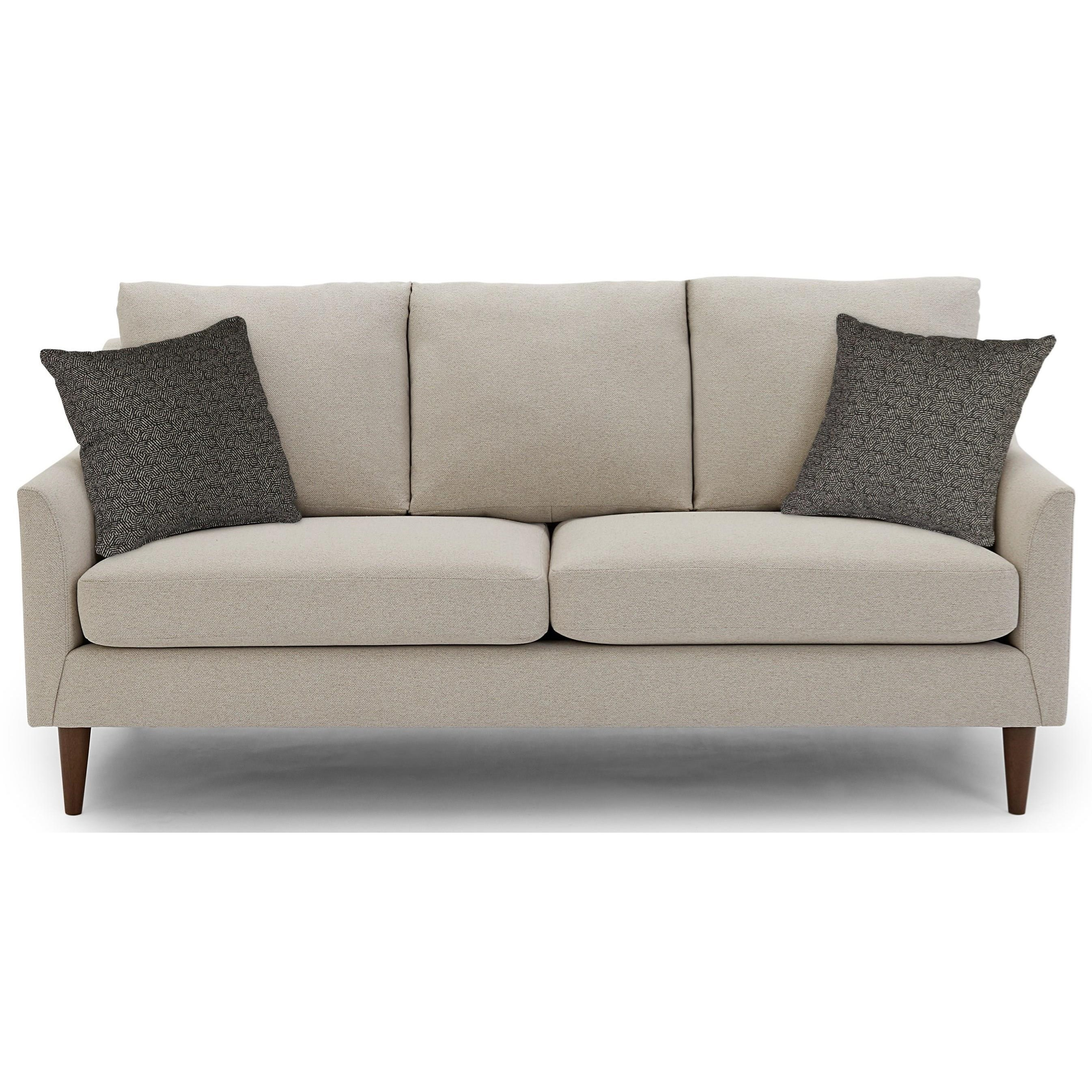 Smitten Stationary Sofa by Best Home Furnishings at Baer's Furniture
