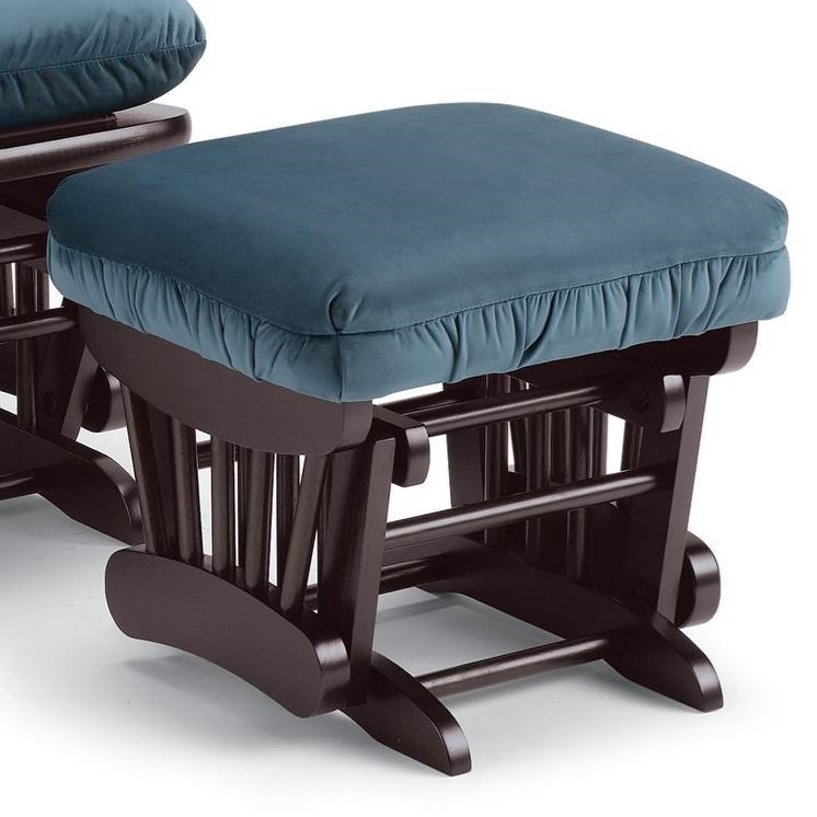 Sona Glider Ottoman by Best Home Furnishings at Gill Brothers Furniture