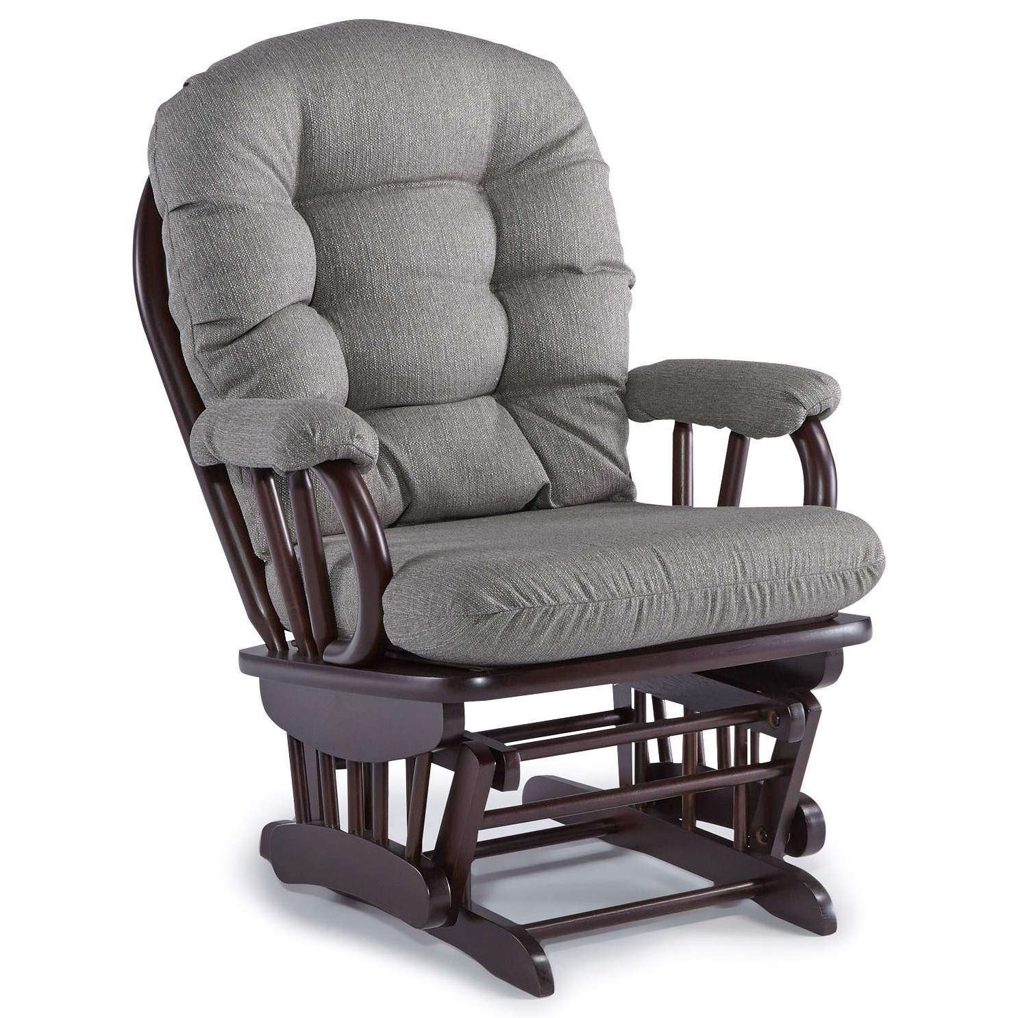 Sona Glider Rocker by Best Home Furnishings at Walker's Furniture