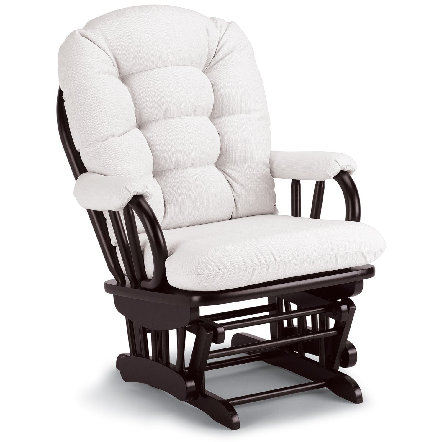 Sona Glider Rocker by Best Home Furnishings at Best Home Furnishings