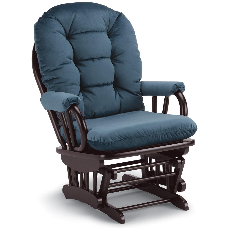 Sona Glider Rocker by Best Home Furnishings at Walker's Furniture