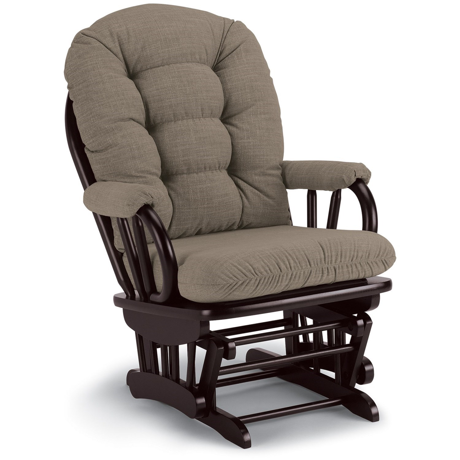 Sona Glider Rocker by Best Home Furnishings at Suburban Furniture