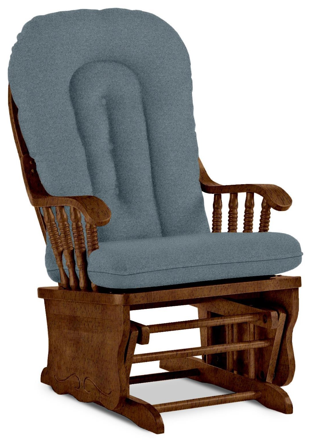 Sunday Glide Glide Rocker by Best Home Furnishings at Wilcox Furniture