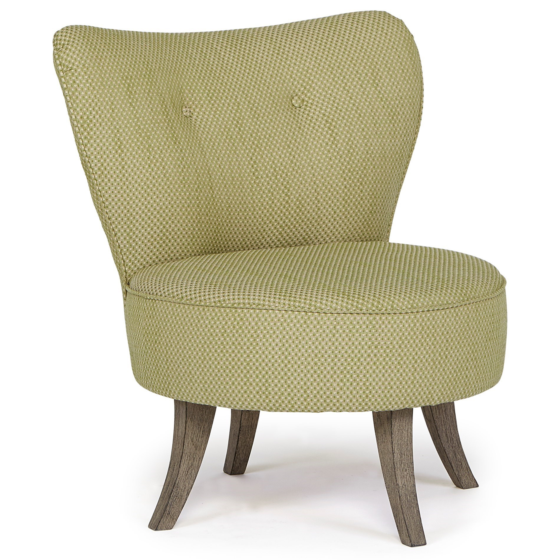Chairs - Swivel Barrel Florence Swivel Chair by Best Home Furnishings at Lapeer Furniture & Mattress Center