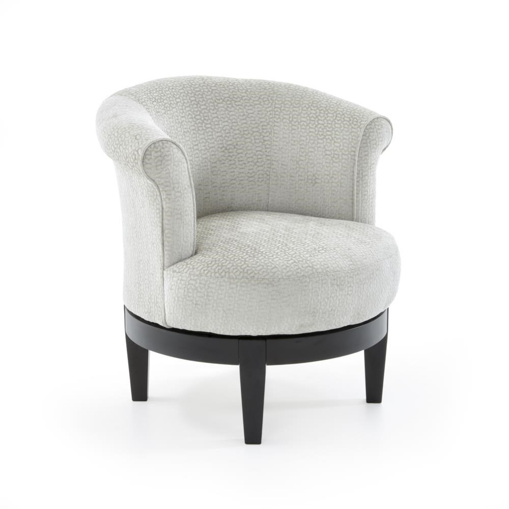 Chairs - Swivel Barrel Attica Swivel Chair by Best Home Furnishings at Baer's Furniture