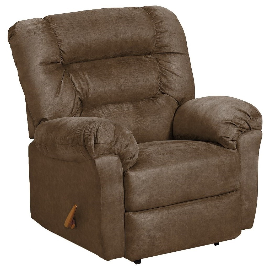 The Beast Troubador Rocker Recliner by Best Home Furnishings at Baer's Furniture