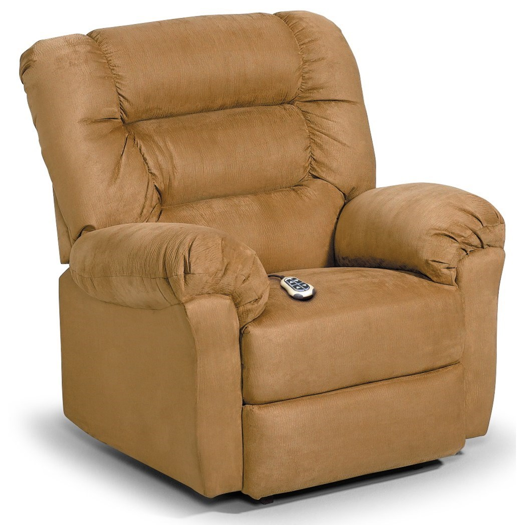 The Beast Troubador Lift Recliner by Best Home Furnishings at Baer's Furniture