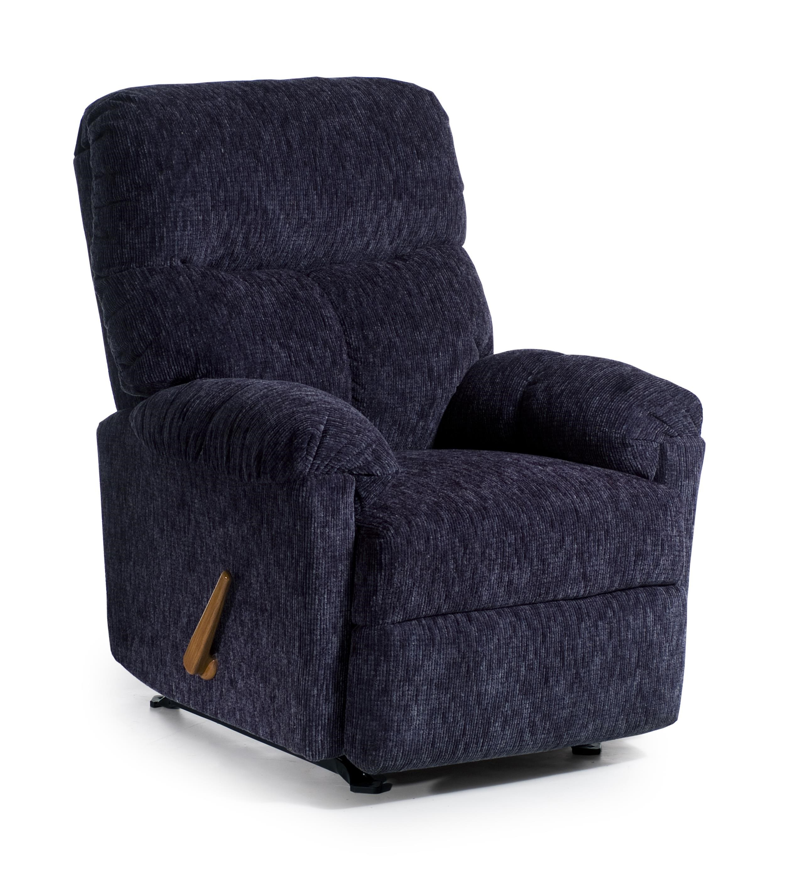 Todd Rocker Recliner by Best Home Furnishings at Rife's Home Furniture