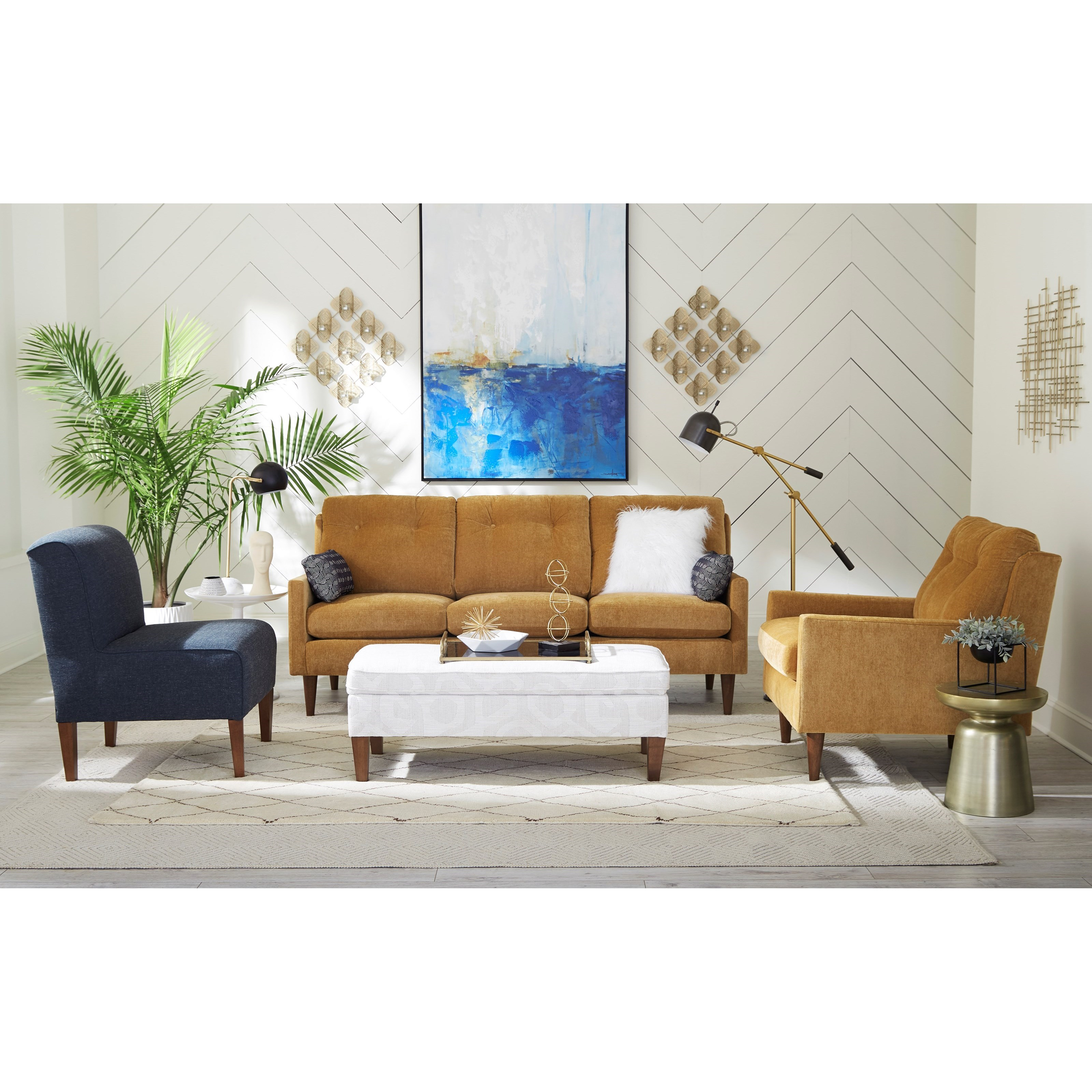 Trevin Living Room Group by Best Home Furnishings at Baer's Furniture