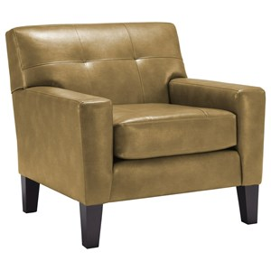 Best Home Furnishings Treynor Contemporary Club Chair