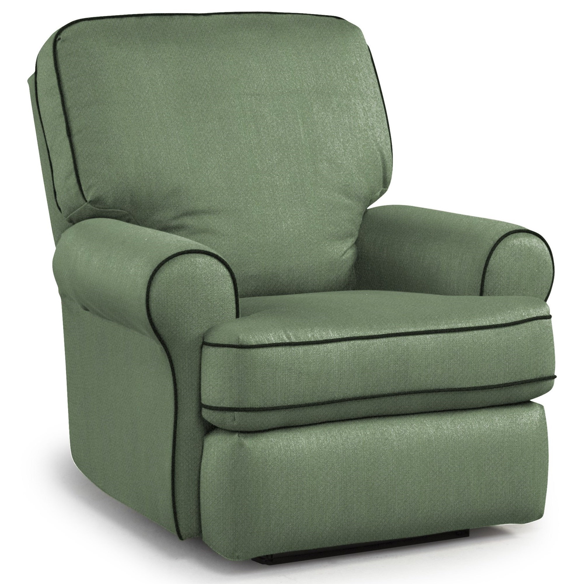 Tryp Swivel Glider Recliner by Best Home Furnishings at Walker's Furniture