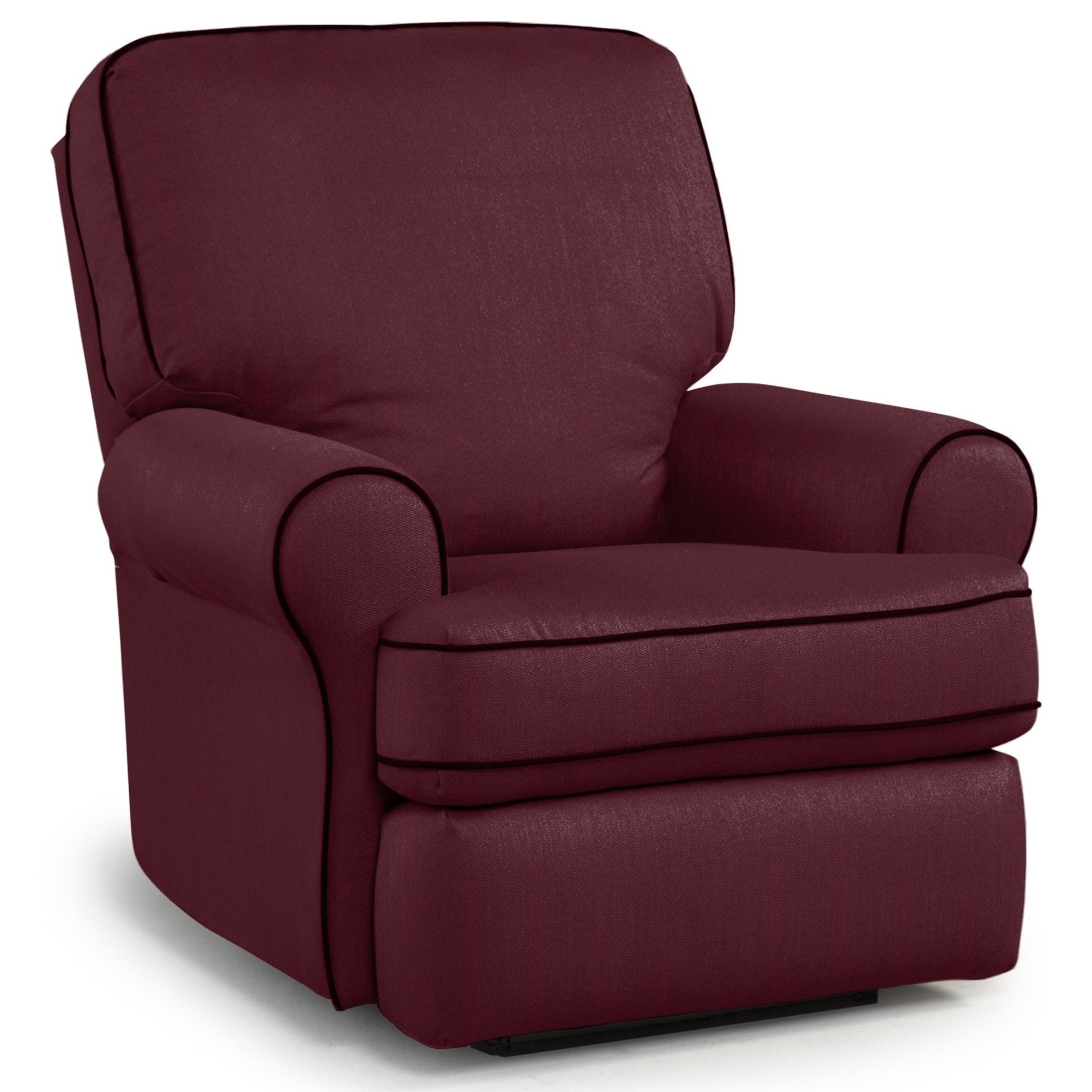 Tryp Power Swivel Glider Recliner by Best Home Furnishings at Suburban Furniture