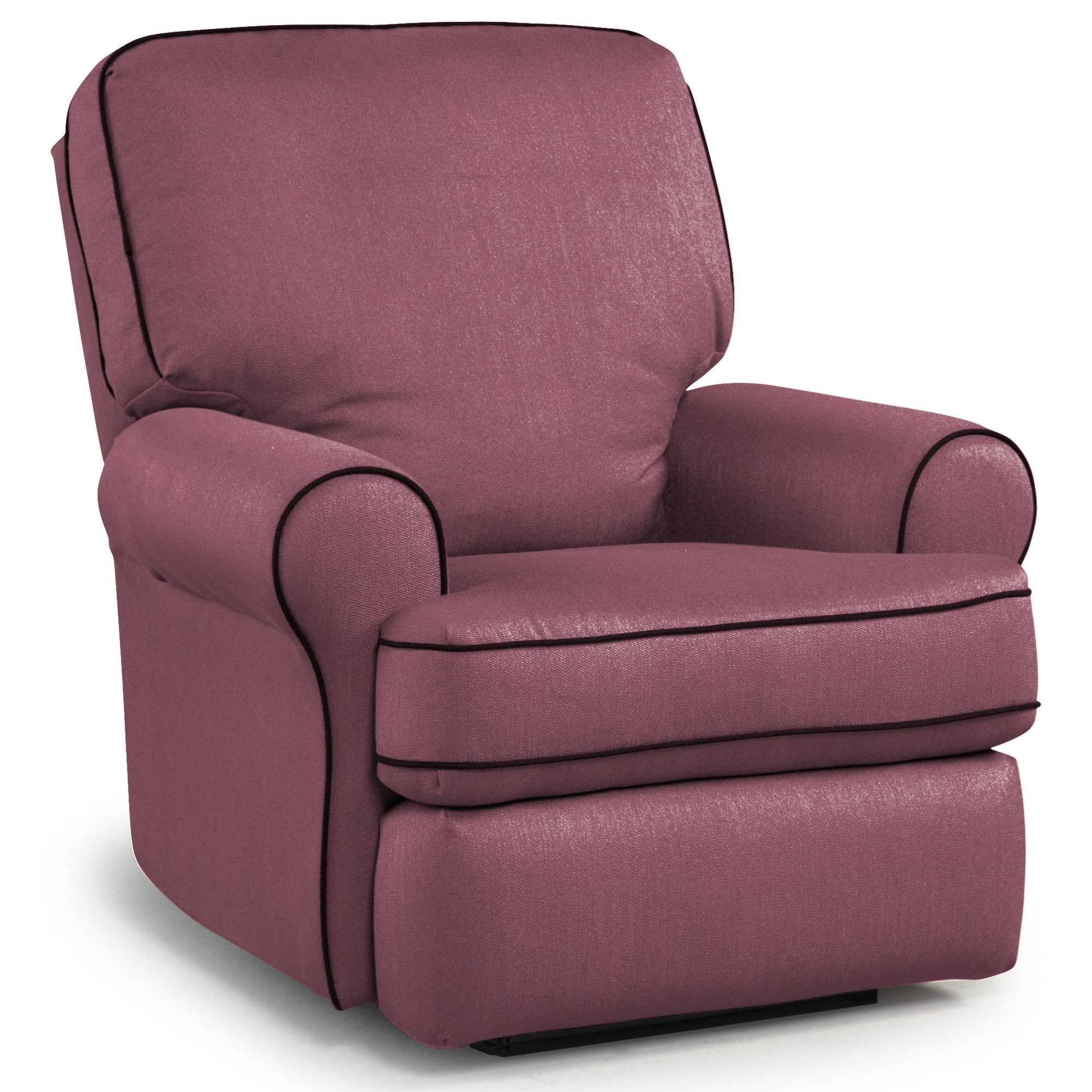 Tryp Power Swivel Glider Recliner by Best Home Furnishings at Gill Brothers Furniture