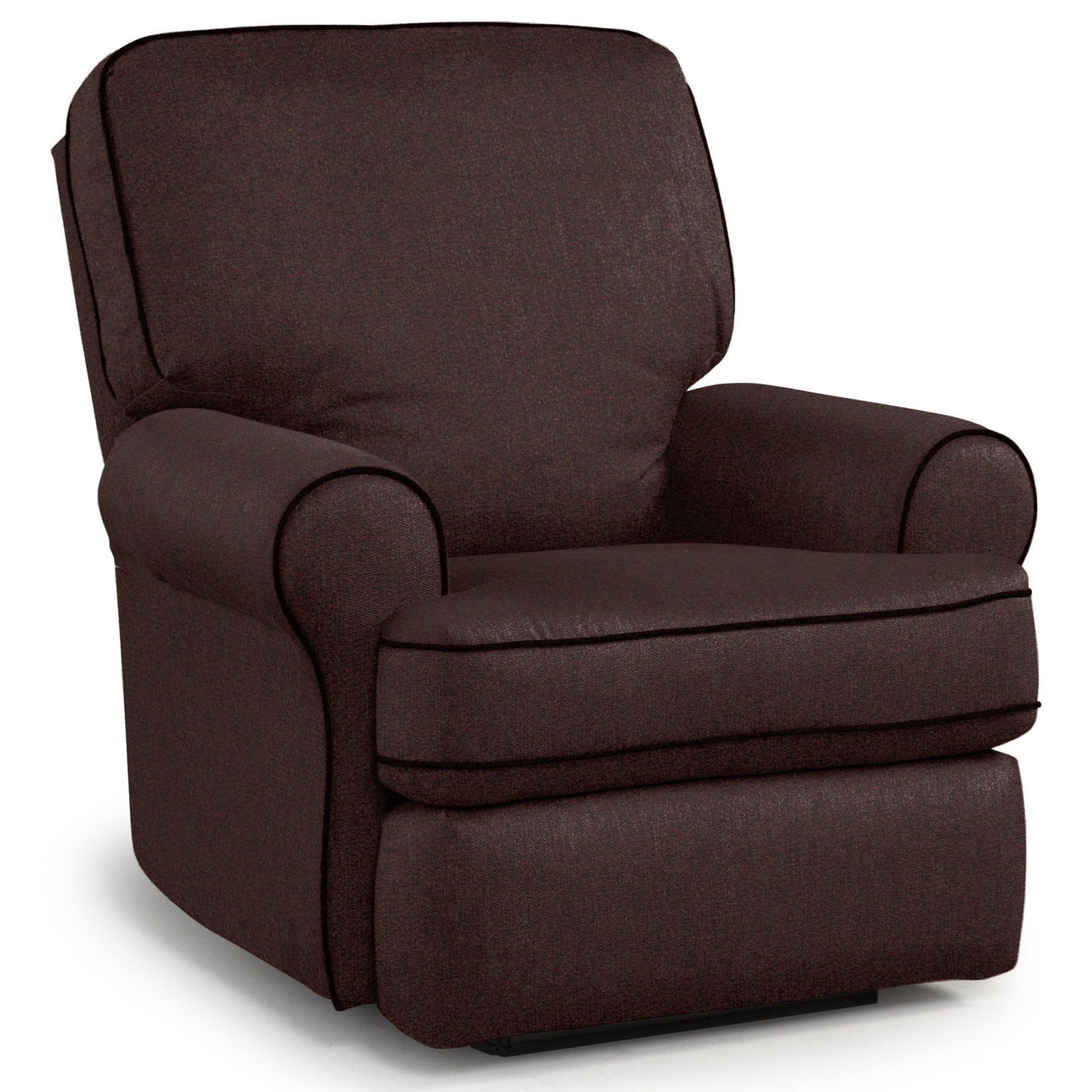 Tryp Swivel Glider Recliner by Best Home Furnishings at Lucas Furniture & Mattress