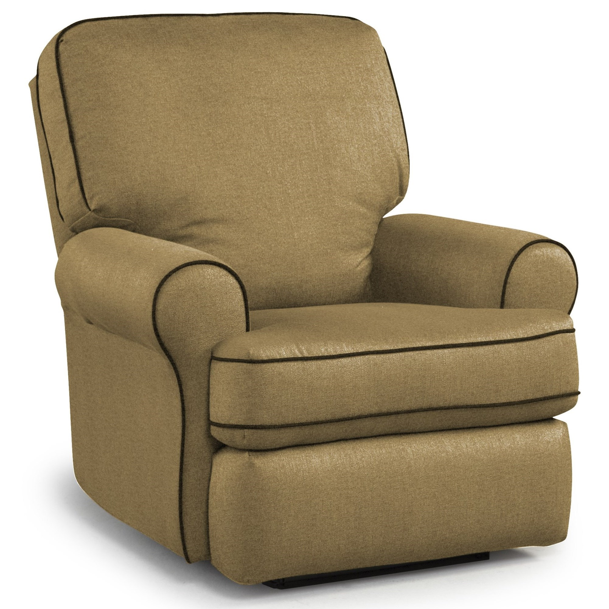 Tryp Power Swivel Glider Recliner by Best Home Furnishings at Van Hill Furniture