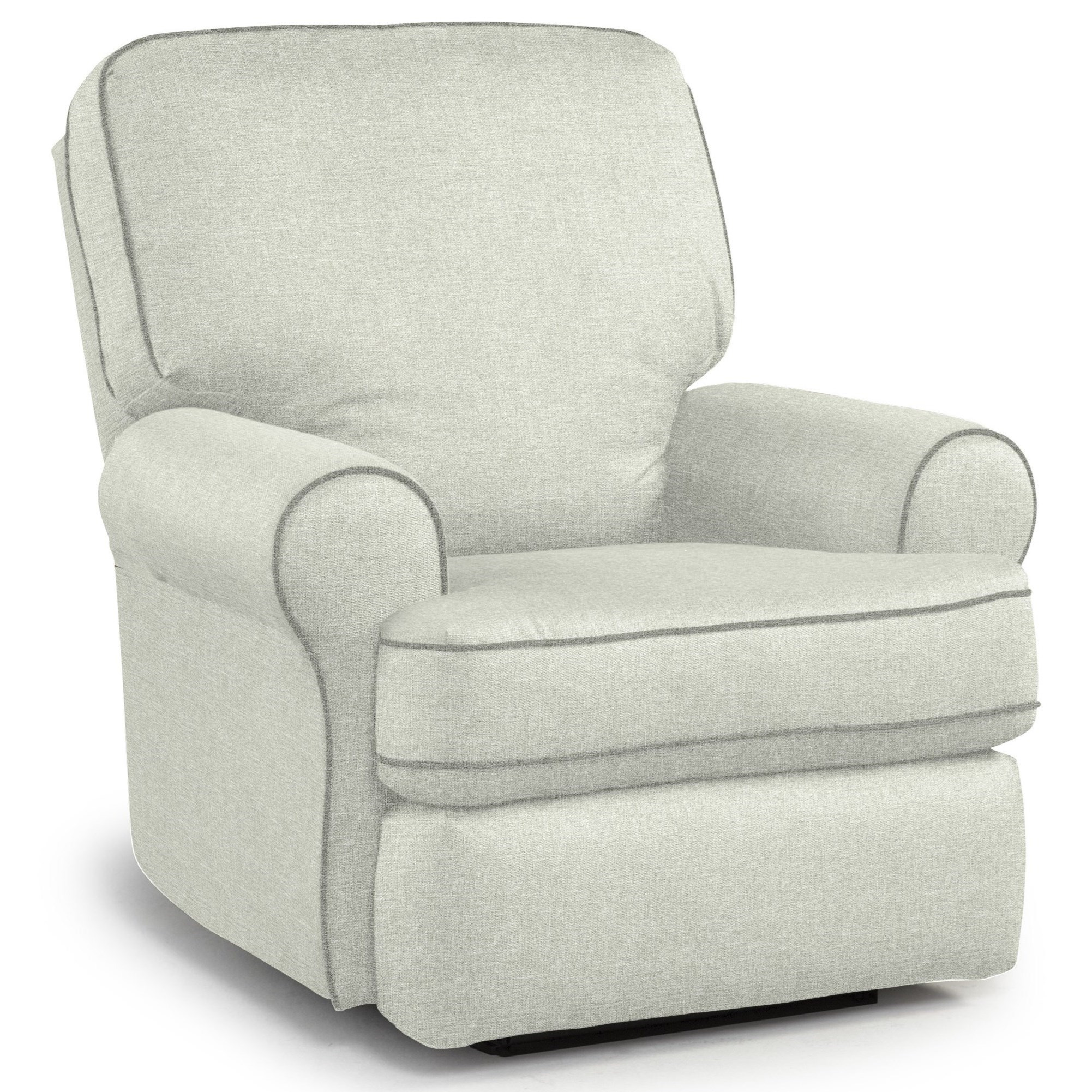 Tryp Power Swivel Glider Recliner by Best Home Furnishings at SuperStore
