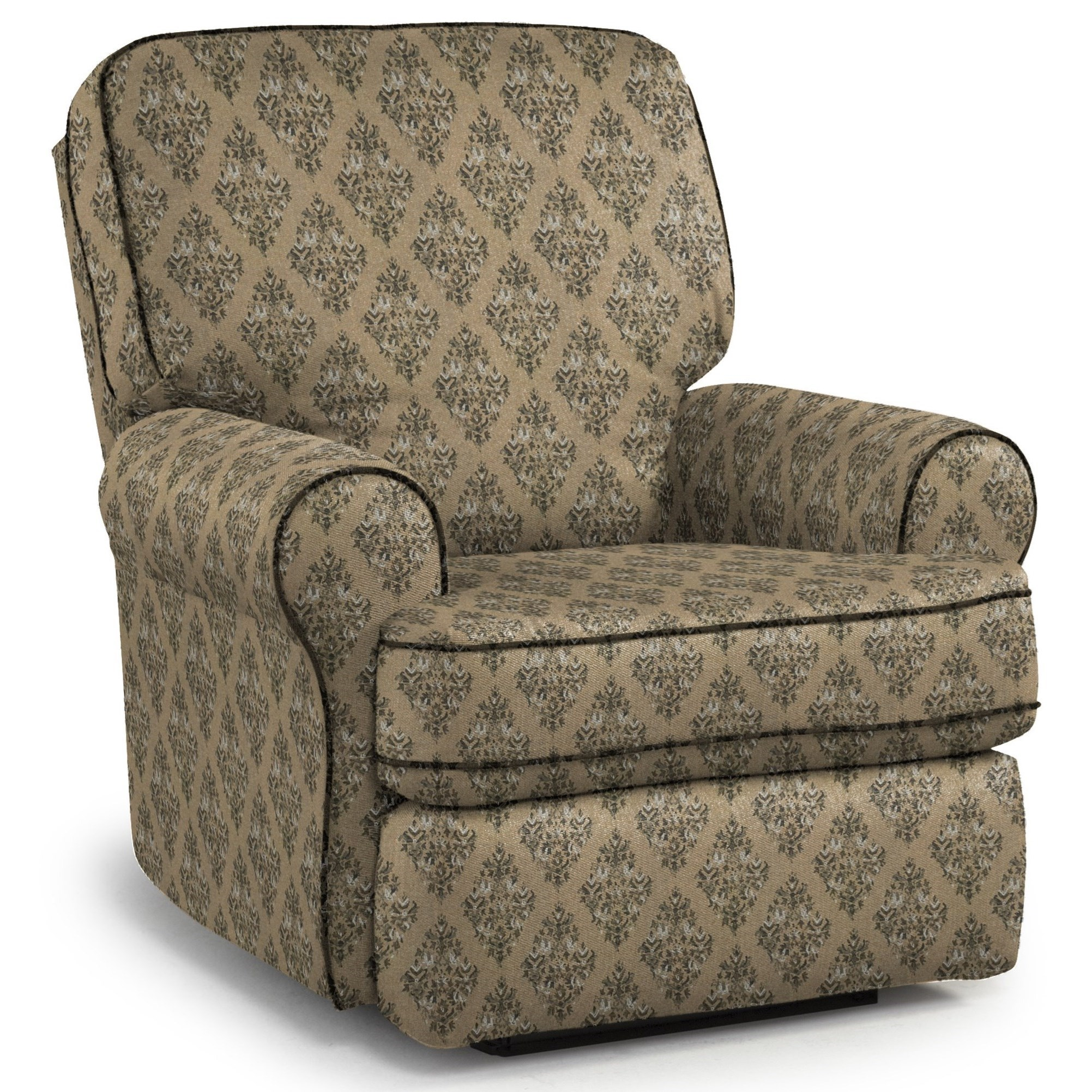 Tryp Swivel Glider Recliner by Best Home Furnishings at A1 Furniture & Mattress