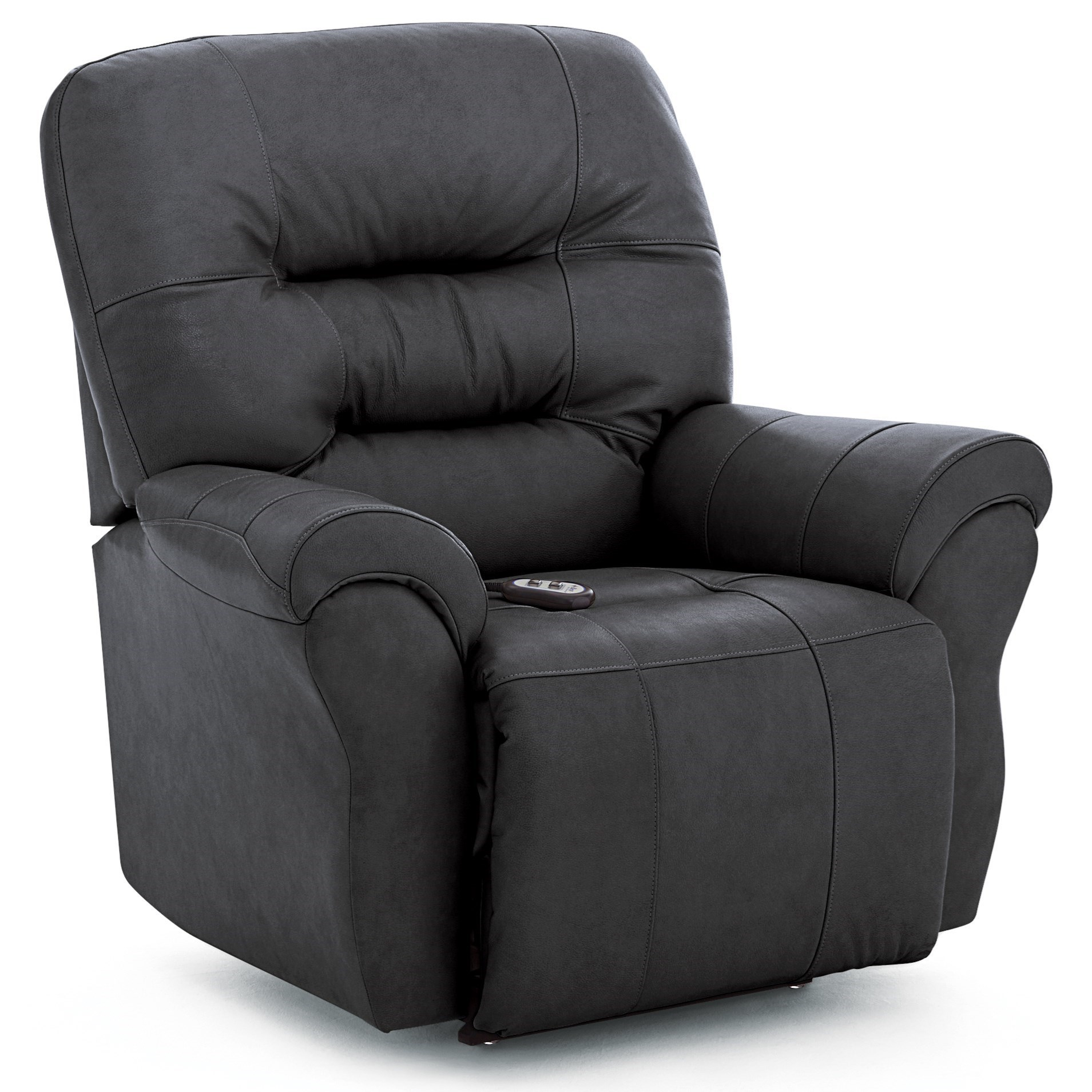 Unity Power Space Saver Recliner by Best Home Furnishings at Van Hill Furniture