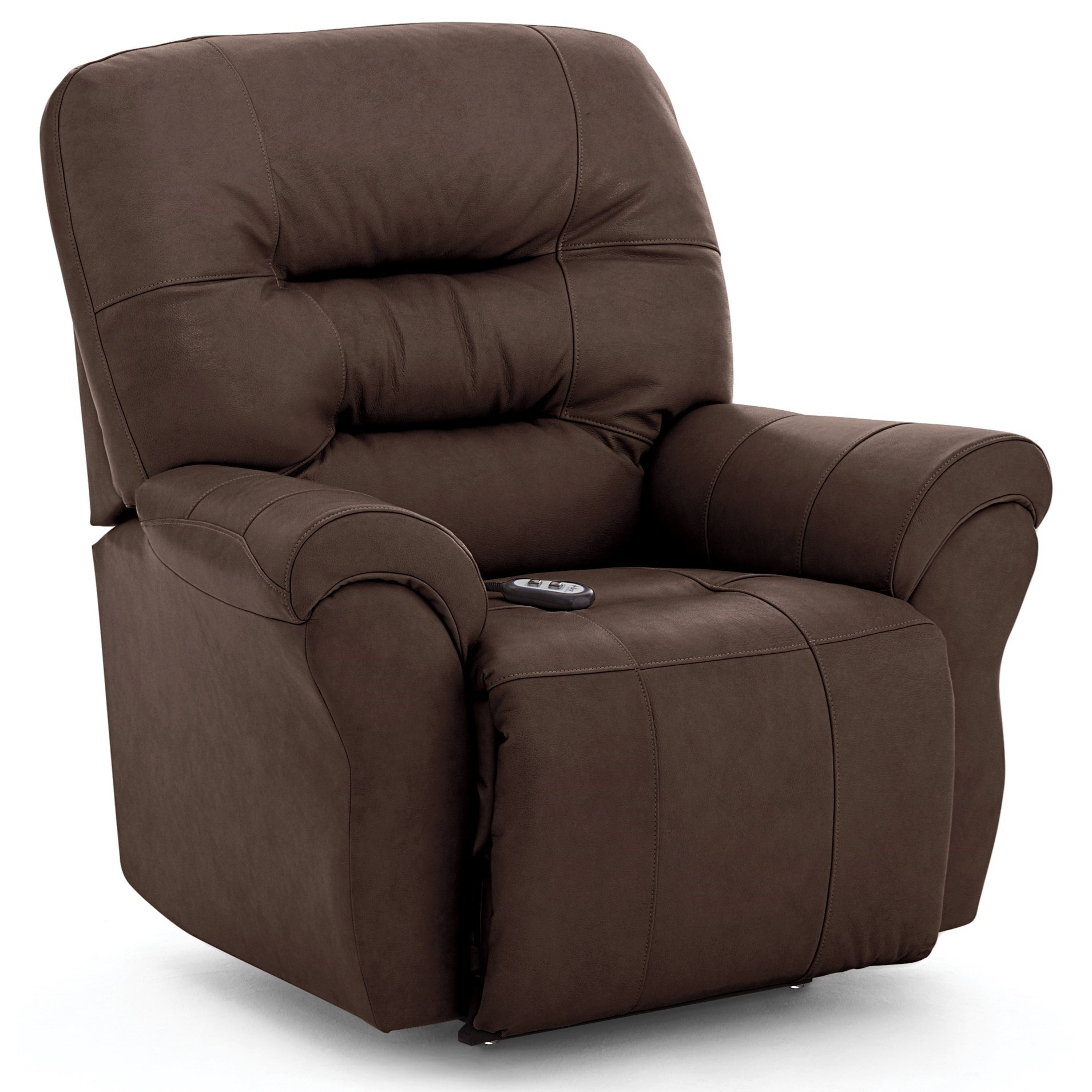 Unity Power Swivel Glider Recliner by Best Home Furnishings at Powell's Furniture and Mattress