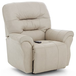 Casual Power Swivel Glider Recliner