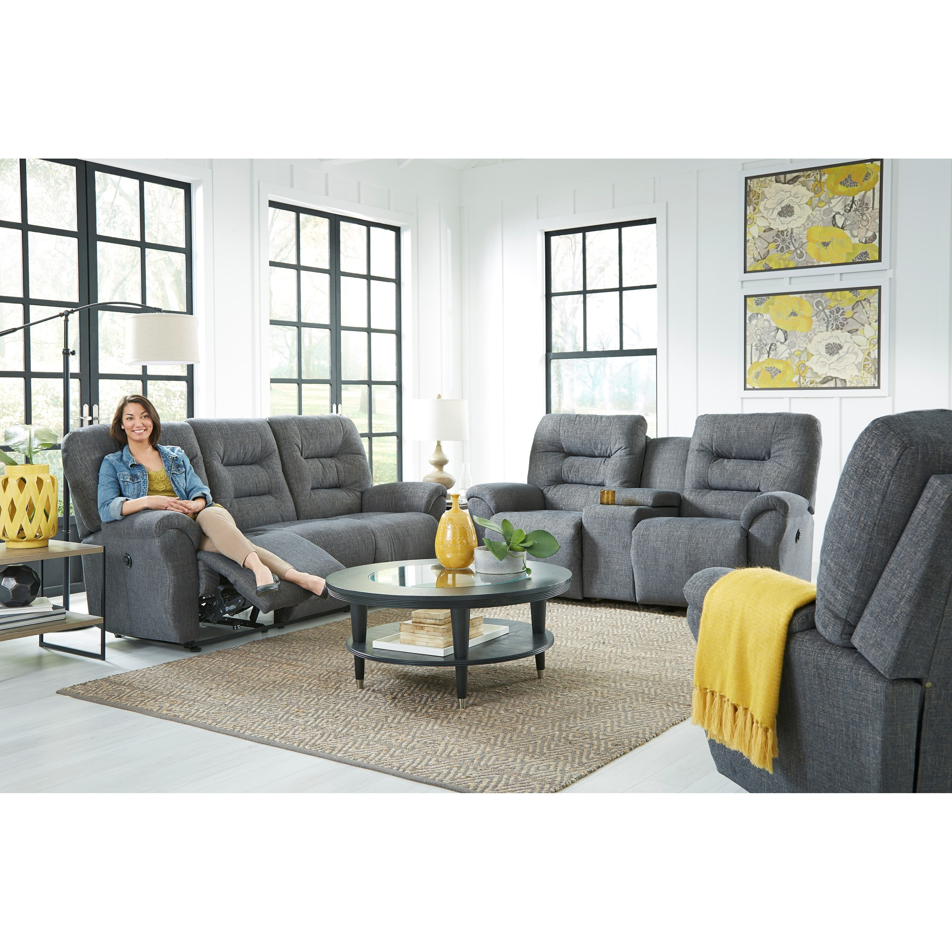 Unity Reclining Living Room Group by Best Home Furnishings at Wilcox Furniture