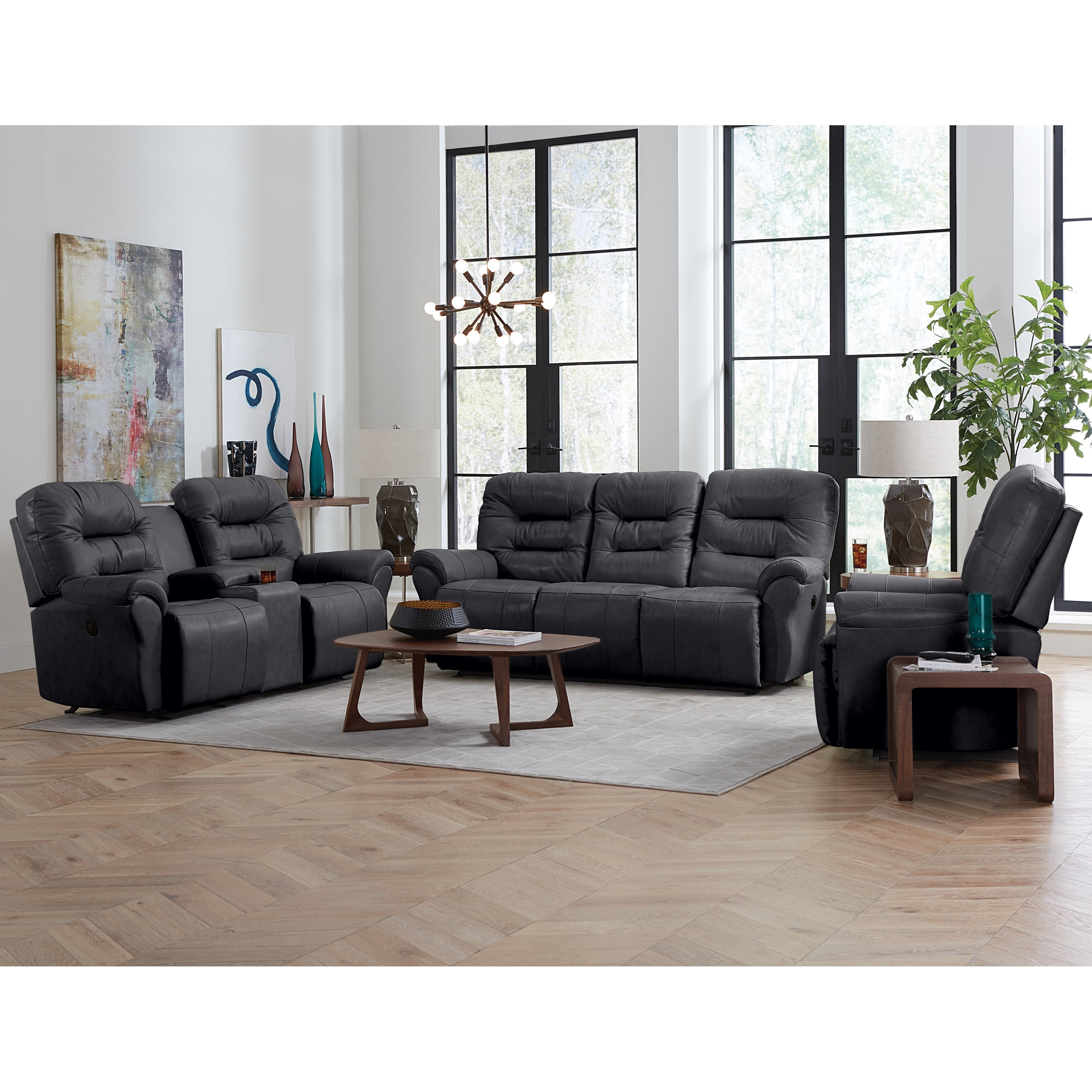 Unity Reclining Living Room Group by Best Home Furnishings at Baer's Furniture