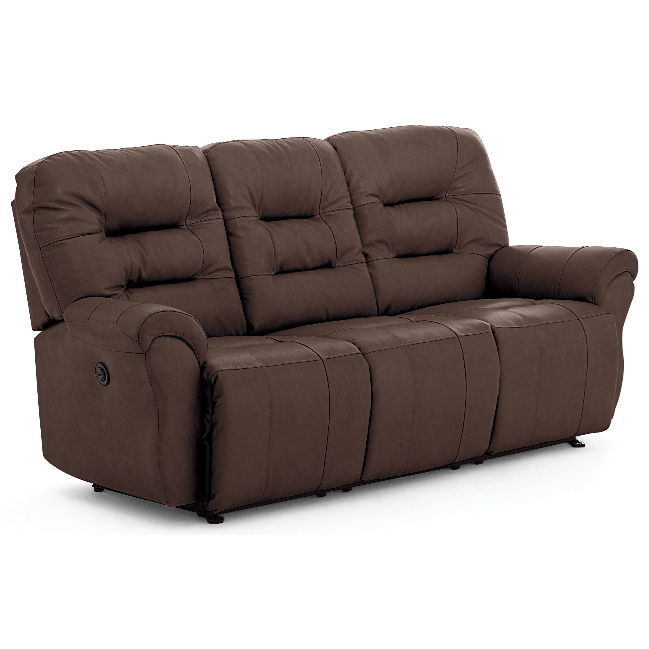 Unity Power Space Saver Sofa Chaise by Best Home Furnishings at Mueller Furniture
