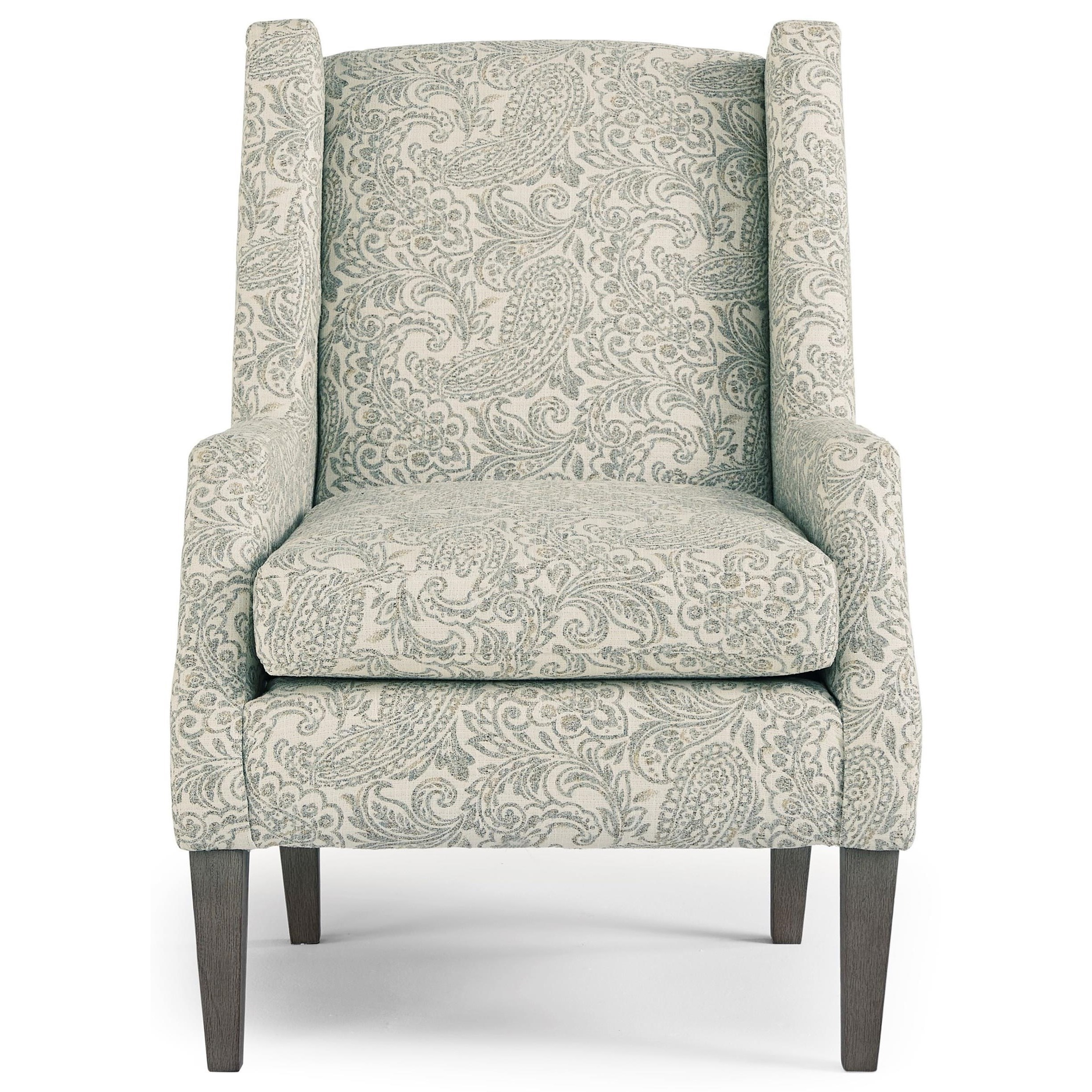 Whimsey Club Chair by Best Home Furnishings at Walker's Furniture