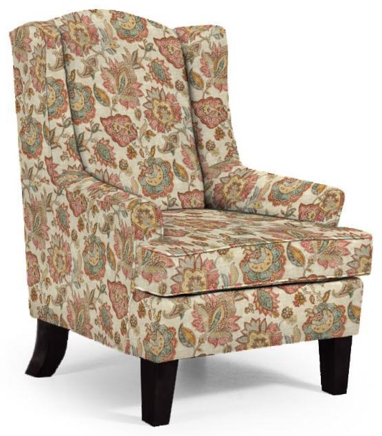Wing Chairs Wing Back by Best Home Furnishings at Walker's Furniture