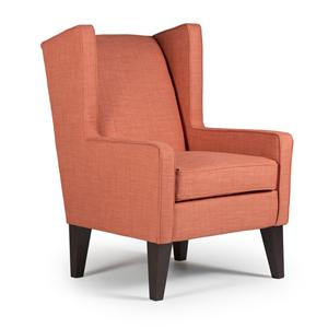 Best Home Furnishings Chairs - Wing Back Wing Chair