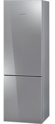 """Bottom-Freezer Refrigerators 24"""" Glass Door Bottom Freezer Refrigerator by Bosch at Furniture and ApplianceMart"""