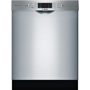 "Bosch Dishwashers 24"" Built-In Dishwasher"