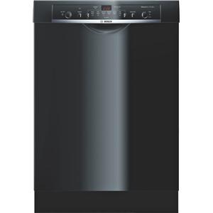 "Bosch Dishwashers 24"" Built-In Tall Tub Dishwasher"