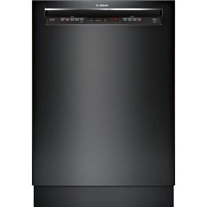 "Bosch Dishwashers 24"" Recessed Handle Dishwasher - 300 Series"
